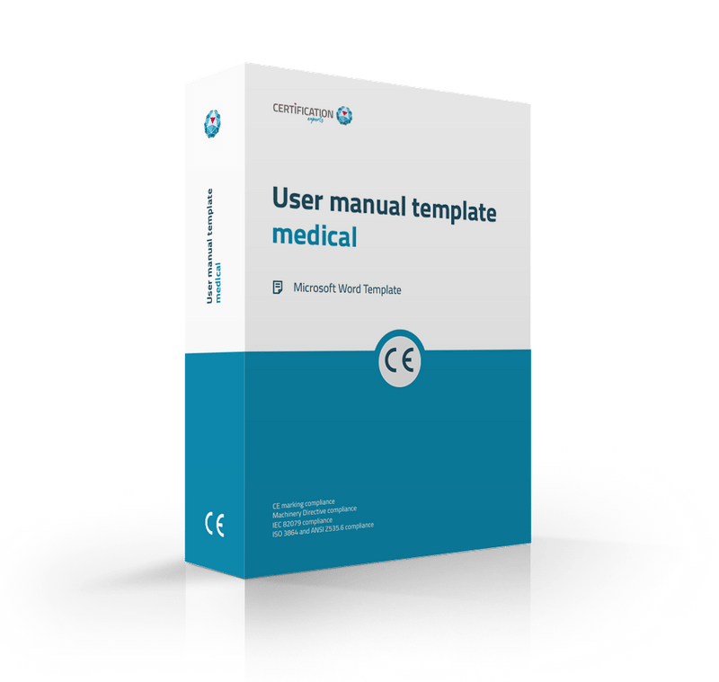 Word Manual Template from certification-experts.com